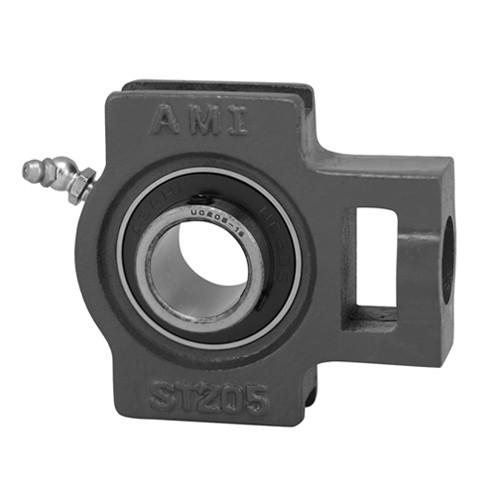 rod hole diameter: AMI Bearings UCST209-26 Take-Up Ball Bearing Units
