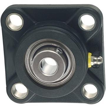 lubrication type: AMI Bearings UCF202C4HR5 Flange-Mount Ball Bearing Units