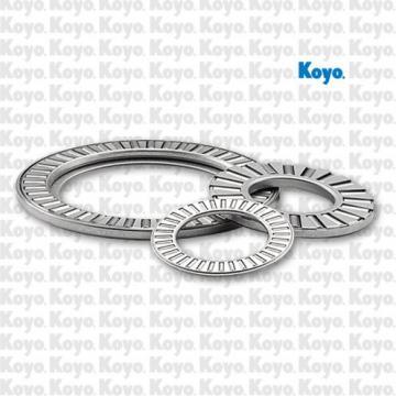 static load capacity: Koyo NRB NTA-613 Needle Roller Thrust Bearings