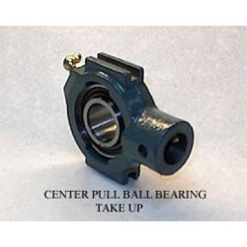 housing material: Dodge WSTUVSC100 Take-Up Ball Bearing Units