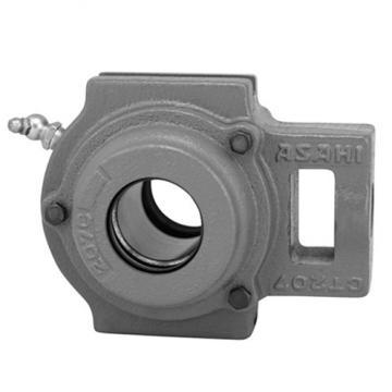rod hole diameter: AMI Bearings CUCT207C Take-Up Ball Bearing Units