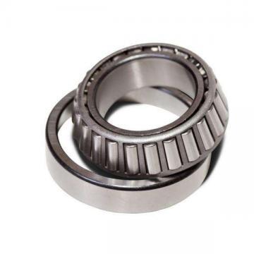 overall width: RBC Bearings TRTB661 Tapered Roller Thrust Bearings