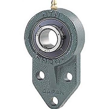 seal type: AMI Bearings MUFL004 Flange-Mount Ball Bearing Units