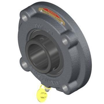length through bore: AMI Bearings KHLFL206-19 Flange-Mount Ball Bearing Units