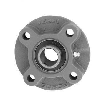 bore type: AMI Bearings UCF205-14 Flange-Mount Ball Bearing Units